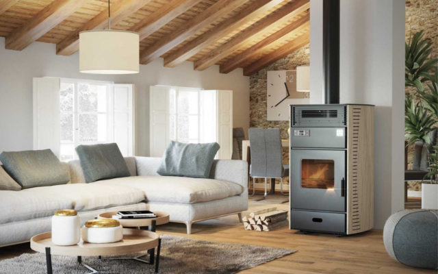 Biomasse archivi epellet italia - Stufa combinata legna pellet ...