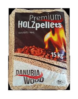 Vendita all'ingrosso di pellet Danubia Wood